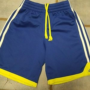 Boys athletic Adidas shorts
